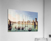 View af the Arno in Florence  Acrylic Print