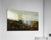 Ansicht kat  Acrylic Print