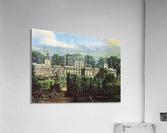 View of Palace in Warszawa  Acrylic Print