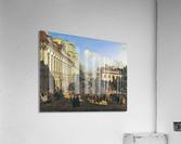 Miodowa Street in Warsaw  Acrylic Print