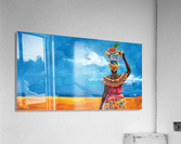 PALENQUERA  Acrylic Print