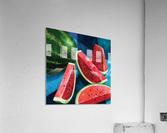 SANDIAS  Acrylic Print