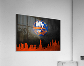 New Jersey Islanders  Acrylic Print