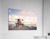 Miami Beach 028  Acrylic Print