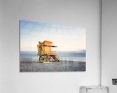 Miami Beach 0280  Acrylic Print