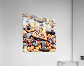 Imperatif present  Acrylic Print