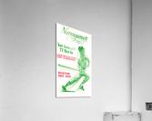1969 Narragansett Beer Red Sox Ad  Acrylic Print