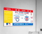 1976 All Star Game  Acrylic Print