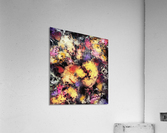 Ashes and heat  Acrylic Print