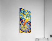 BNC1989-02  Impression acrylique