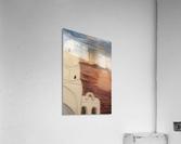 A Greek Island  Acrylic Print