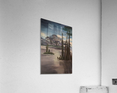 Born On The Bayou  Acrylic Print