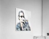 Chester Bennington Linkin Park  Acrylic Print