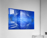 Cloudes 93  Acrylic Print