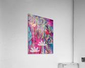 Euphoria detail2  Acrylic Print