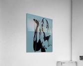 Chester Charles Bennington  Acrylic Print