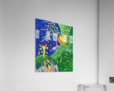 BNC2013-018  Impression acrylique