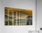 landscape autumn twilight mountains_1588527933.2293  Acrylic Print