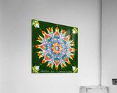 BNC2015-025  Impression acrylique