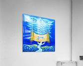 BNC2015-026  Impression acrylique