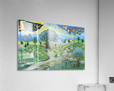 BNC2016-058  Impression acrylique