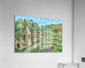 BNC2016-057  Impression acrylique
