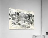 BNC1967-02  Impression acrylique