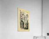BNC1967-027  Impression acrylique