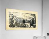 BNC1967-07  Impression acrylique