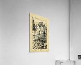 BNC1967-024  Impression acrylique