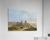 View on Scheveningen  Acrylic Print