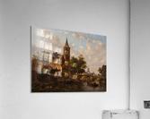 Stadsgezicht mogelijk Den Haag  Acrylic Print