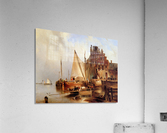 Hove van H - The ferry - Sun  Acrylic Print
