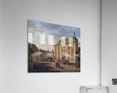 Het Mauritshuis te Den Haag  Acrylic Print