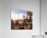 View of the Herengracht, Amsterdam  Acrylic Print
