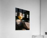 Quacking Duckling  Acrylic Print