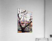 French Provenance Bohemian View  Acrylic Print