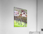 Landscape Transylvania Romania   Acrylic Print