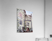 Liege Castle French Provenance   Acrylic Print