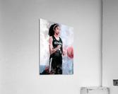 rrt  Acrylic Print