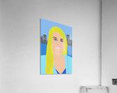Big Smile  Acrylic Print