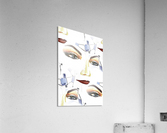 Utopian Feelings in Surreal Attitude  Acrylic Print