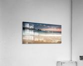 Three Cliffs Bay Swansea  Acrylic Print