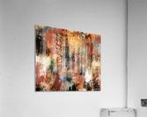 Brownian Movement  Acrylic Print