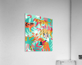 Chasing The Cheetah  Acrylic Print