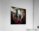 In the Heart of the City  Acrylic Print