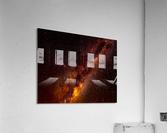 Galactic Core Explosion  Acrylic Print