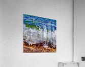 Millennium Splash  Acrylic Print