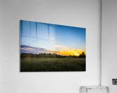 Creekside Sunset 2  Acrylic Print