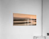 Loughor estuary at dusk  Acrylic Print
